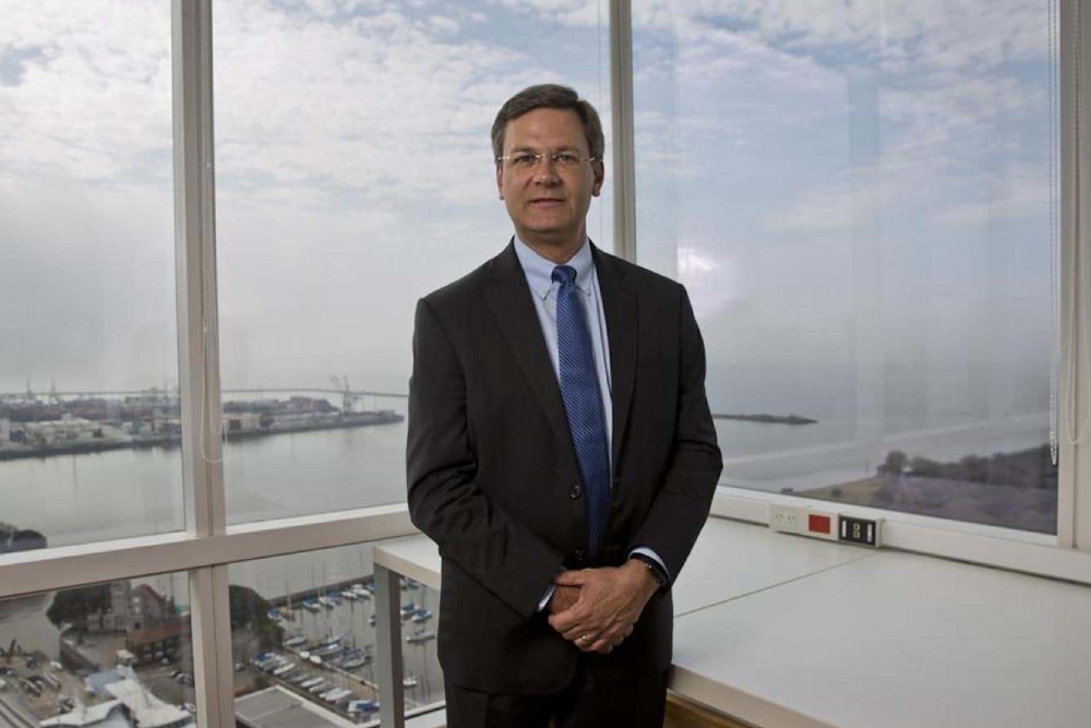 Джеймс Коллинз, главный исполнительный директор компании Corteva Agriscience