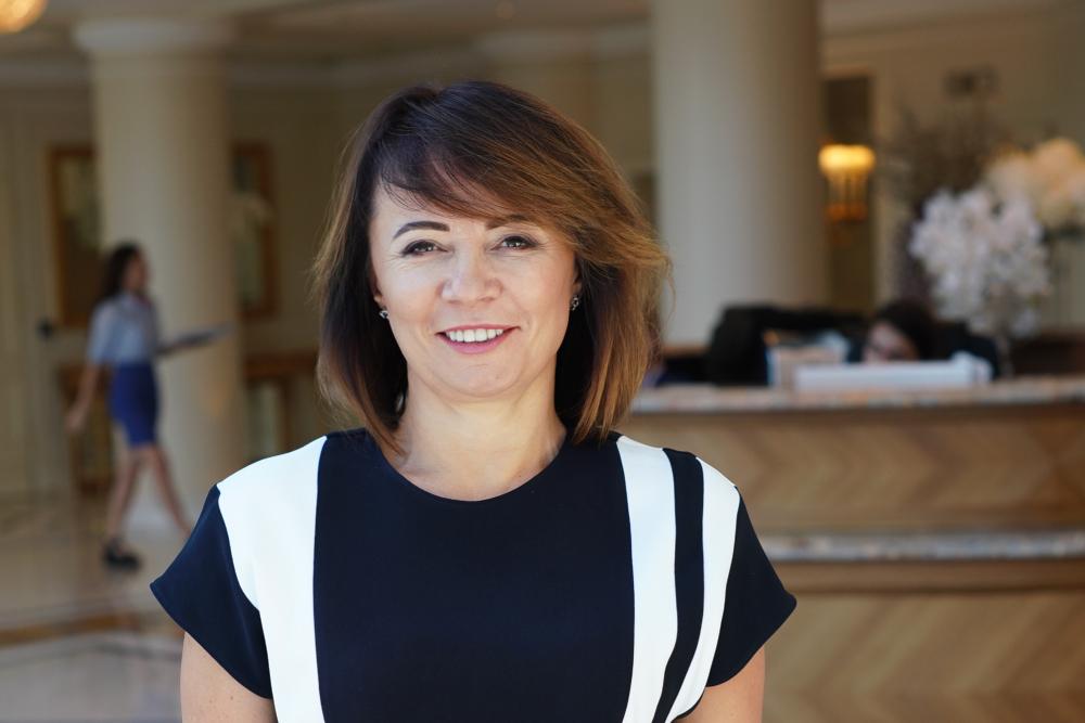 Виктория Капелюшная, финансовый директор агрохолдинга «Мироновский Хлебопродукт»