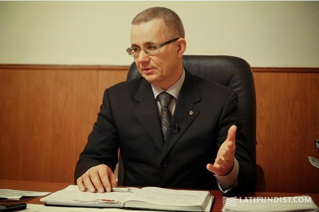 Ярослав Краснопольский, первый заместитель главы Министерства аграрной политики и продовольствия