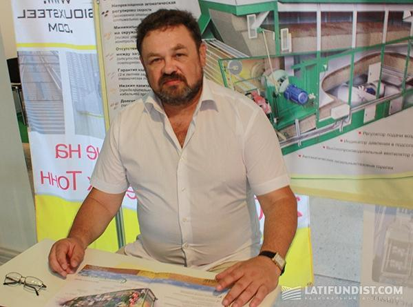 Анатолий Куприевич, директор ЧП «ПроектКонтактСервис»