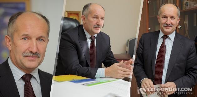 Сергей Кваша, первый заместитель директора ННЦ Института аграрной экономики Украины