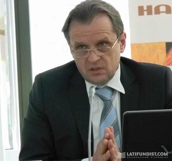 Леонид Козаченко, президент Украинской аграрной конфедерации