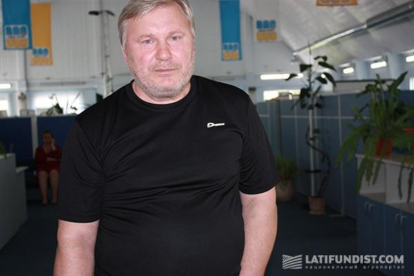 Сергей Макаревич, руководитель проектного отдела ПМТО «Агро-Союз»
