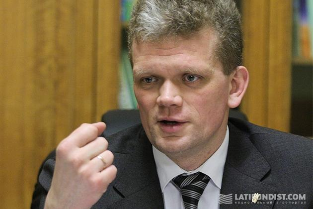 Игорь Швайка,экс-министр аграрной политики и продовольствия Украины