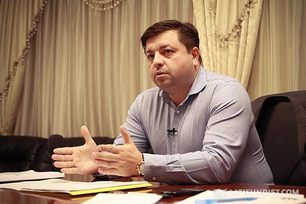 Иван Мирошниченко, народный депутат Украины