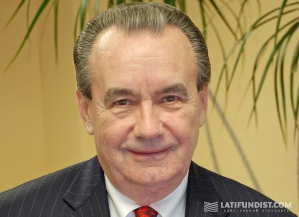 Морган Вильямс, президент Американско-Украинского Делового Совета