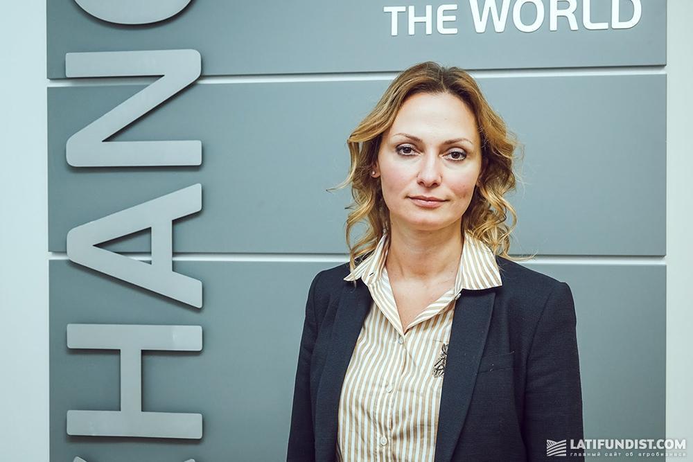 Natalia Hordiichuk
