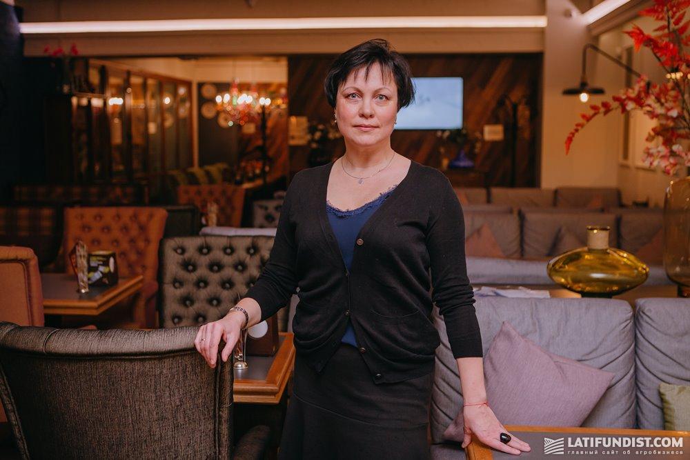 Ольга Донцова, эксперт по вопросам пищевой безопасности и здорового питания, аудитор, врач высшей категории