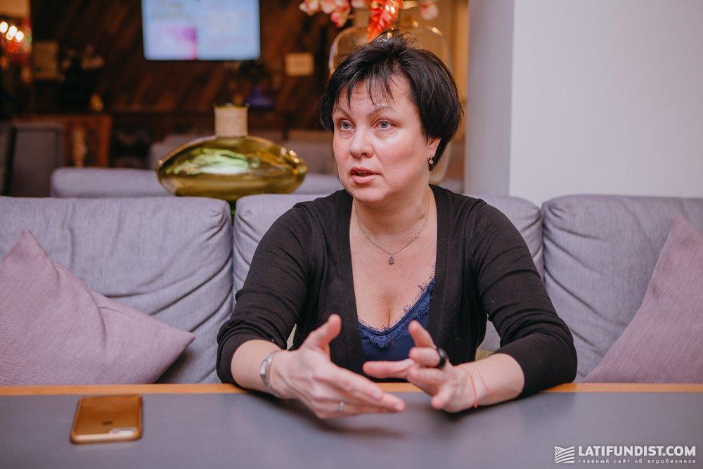 Ольга Донцова