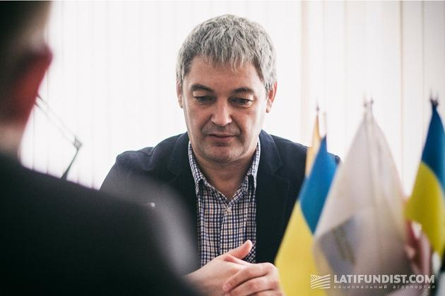 Борис Приходько, глава ГПЗКУ