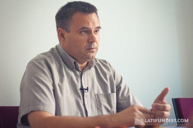 Сергей Резниченко, руководитель департамента маркетинга компании DuPont Pioneer