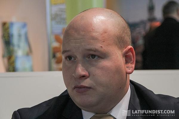 Рудольф Гельфанд, директор по продажам «Карловского машиностроительного завода»