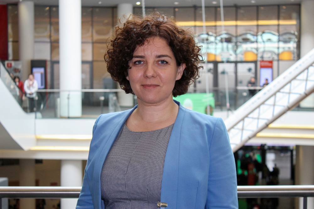 Таня Хюбнер, генеральный директор компании «ЗААТБАУ Украина», руководитель подразделения «Восток» SAATBAU LINZ eGen