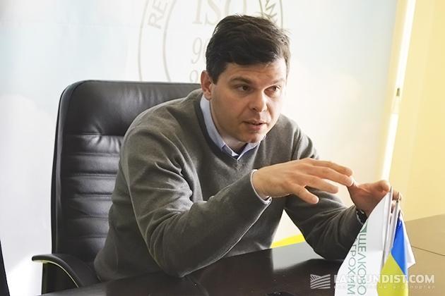 Александр Дрешпак, генеральный директор ООО «Щелково Агрохим Украина»