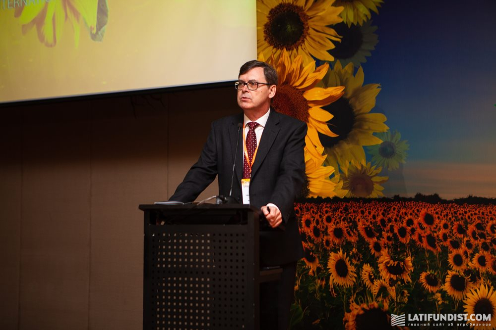 Сергей Феофилов на международной конференции BLACK SEA OIL TRADE-2019