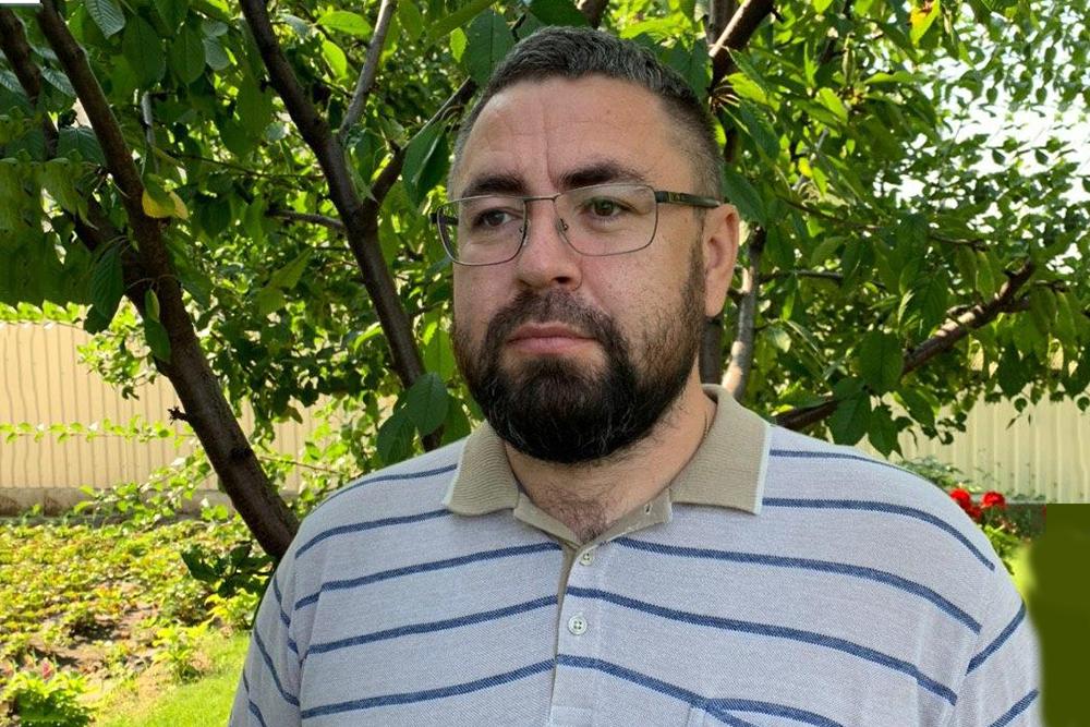 Сергей Орловский, учредитель трейдинговой компании «Агрооилтрейд»