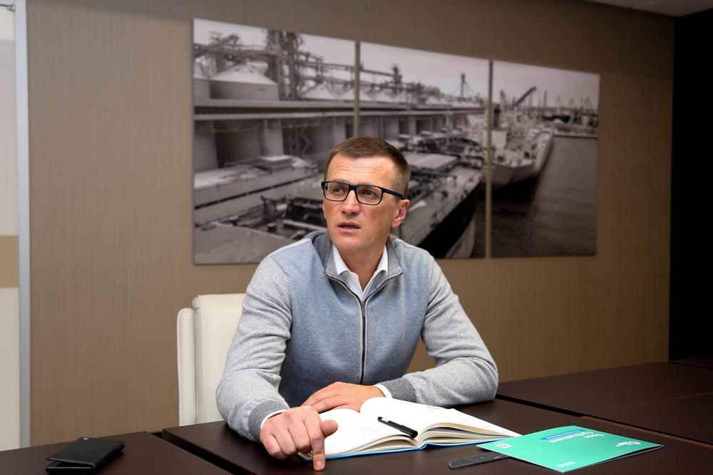 Сергей Витер, руководитель проекта Open Agribusiness