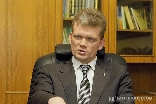 Игорь Швайка, министр аграрной политики и продовольствия Украины