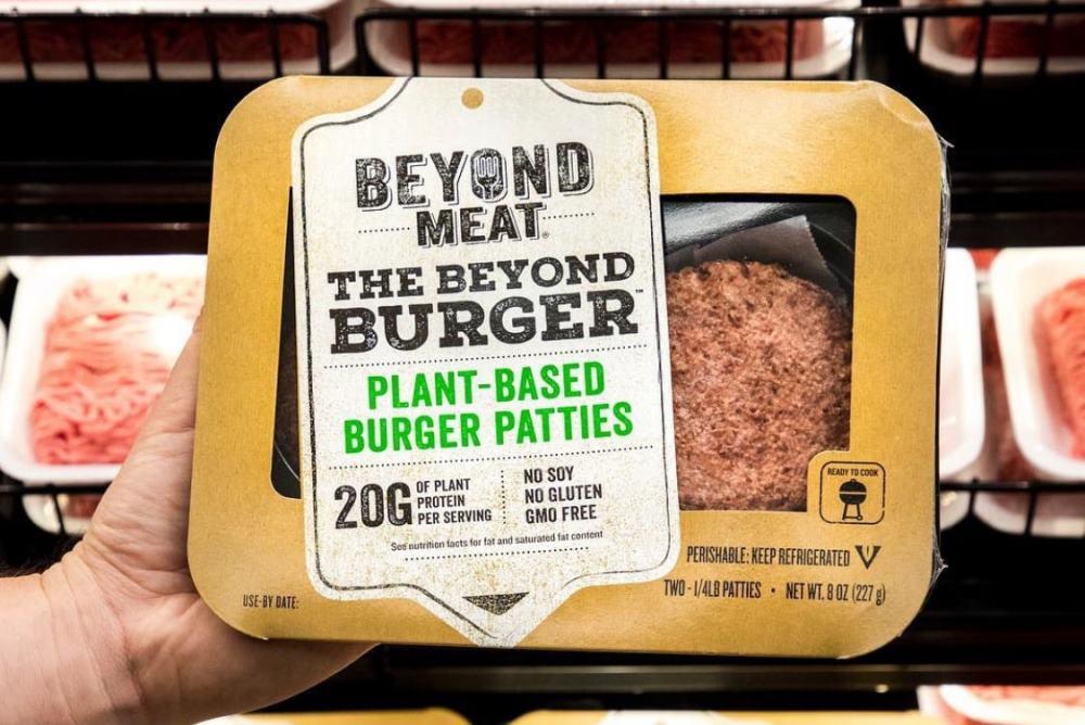 Котлета для бургера Beyond Meat