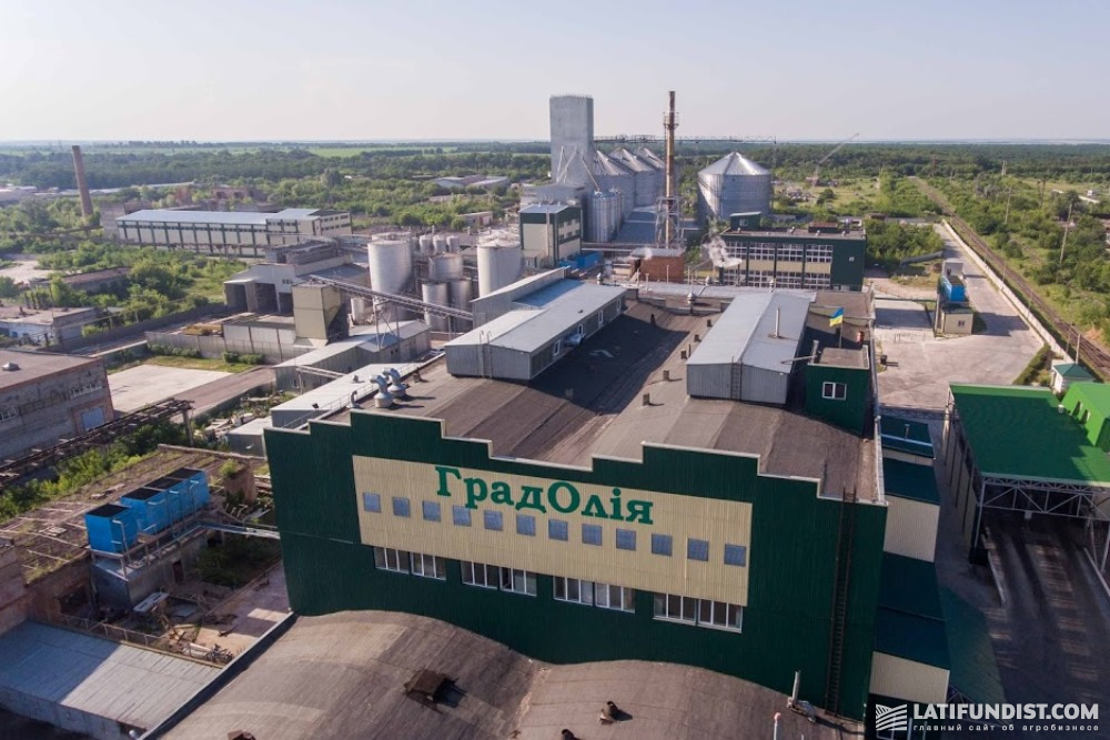Завод компании «ГрадОлия»