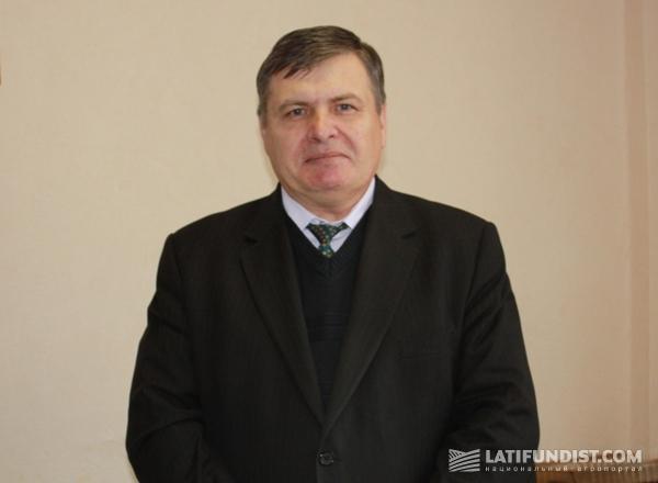 Степан Капшук, генеральный директор ассоциации «Укролияпром»