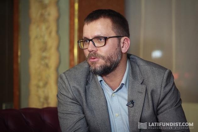 Андрей Вадатурский, народный депутат Украины