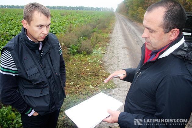 Дмитрий Васильев, директор по растениеводству группы компаний «УкрАгроКом»