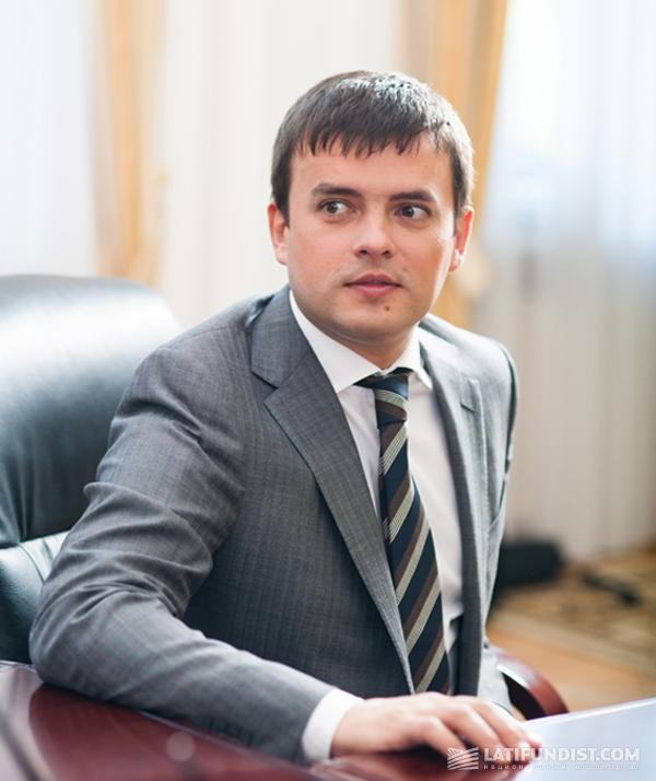 Владимир Макар, вице-президент ассоциации «Украинский клуб аграрного бизнеса»