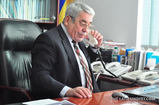 Николай Ярчук, председатель правления Национальной ассоциации сахаропроизводителей Украины «Укрцукор»