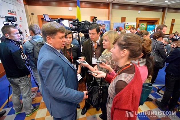 Анатолий Юркевич, совладелец компании «Милкиленд-Украина»