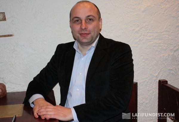 Сергей Жайворонок, директор строительной компании «Квадрат Индастриз»