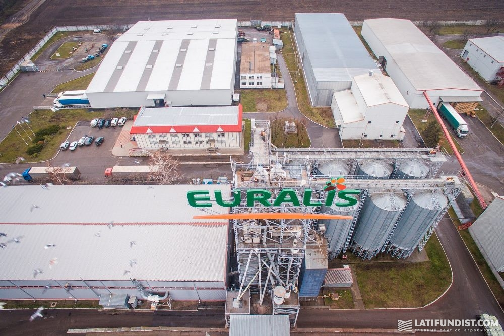 Завод «Евралис Семенс Украина»