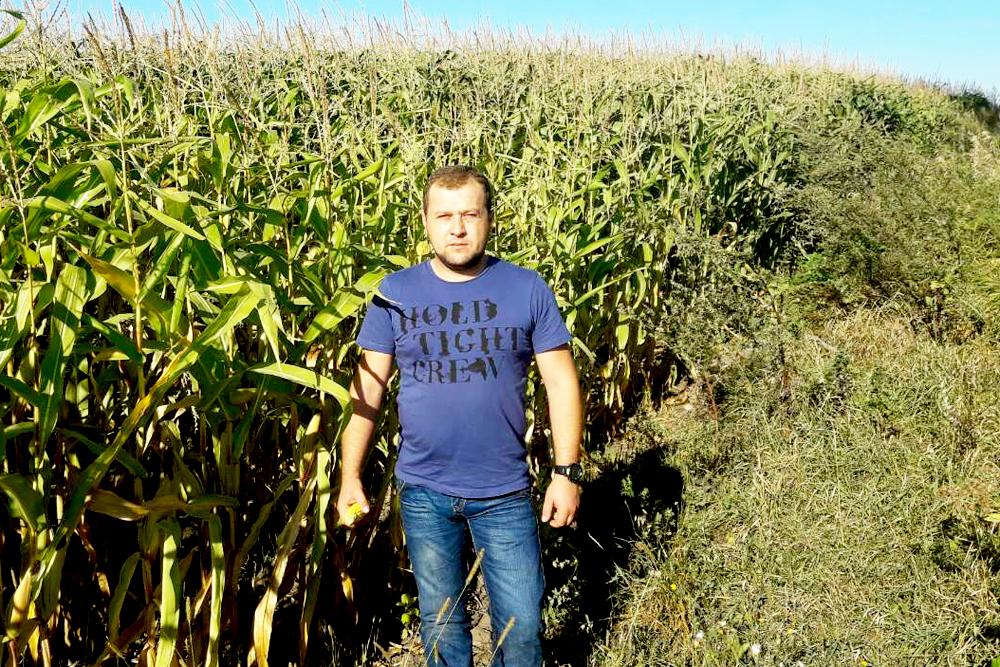 Валерий Любицкий, главный агроном