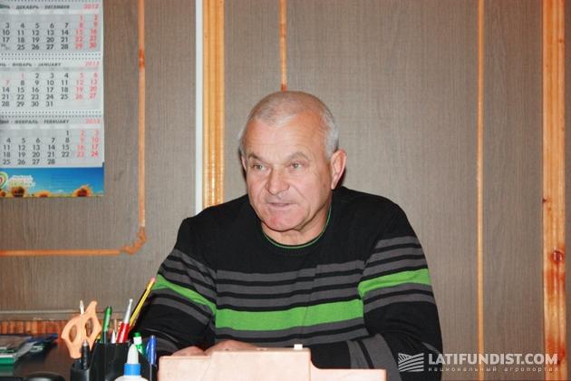 Василий Григоренко, директор фермерского хозяйства «Альта»