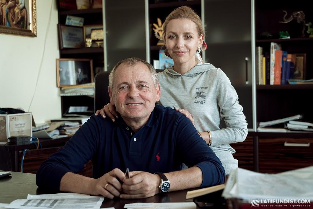 Сергей и Марина Омельяненко