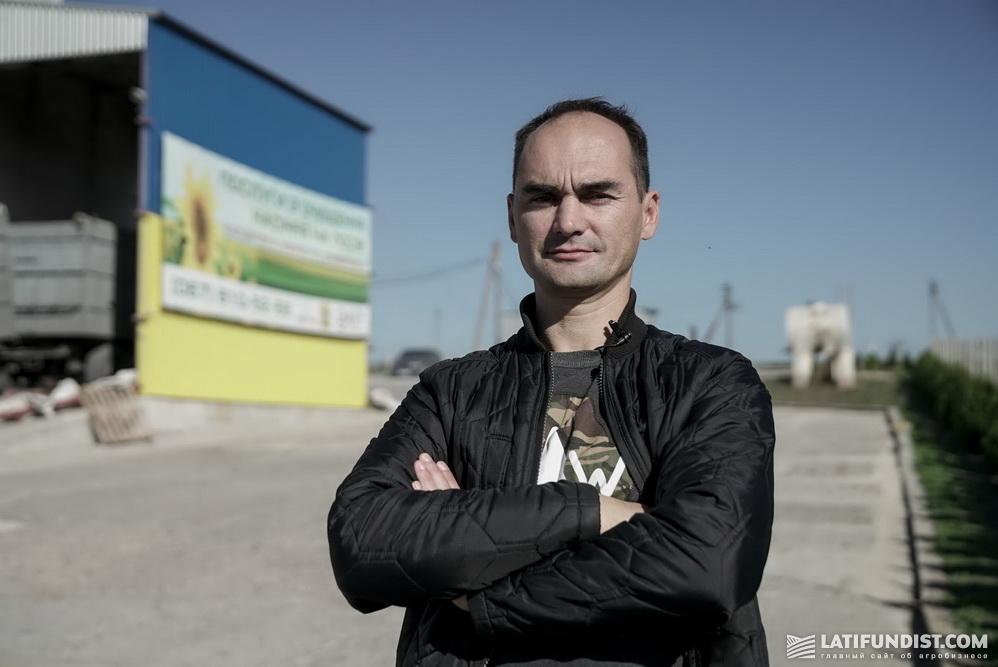 Ярослав Носенко, директор компании «Перлина Степу»