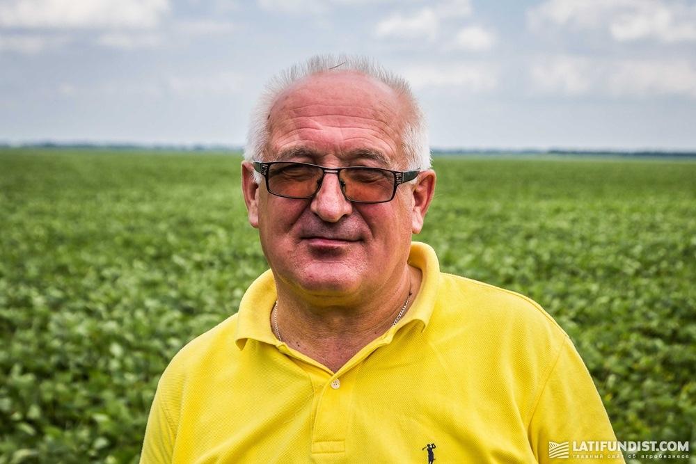 Богдан Черемха, первый заместитель генерального директора «Барышевской зерновой компании»