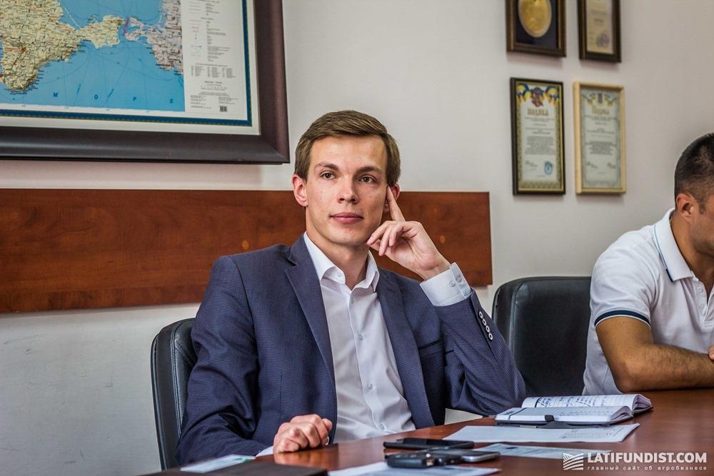 Евгений Заглада, заместитель финансового директора компании