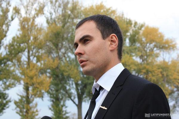 Ярослав Бойко, заместитель генерального директора компании Дружба-Нова