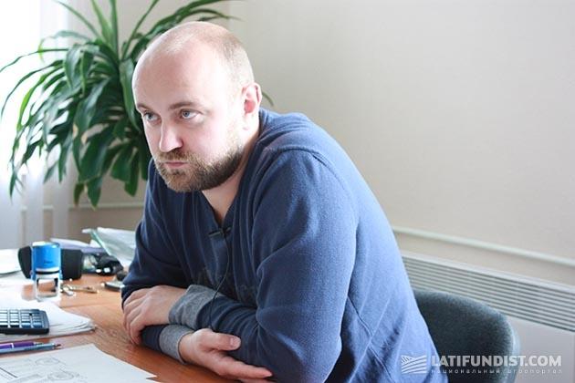 Григорий Душейко, финансовый директор агрокорпорации «Днипро»