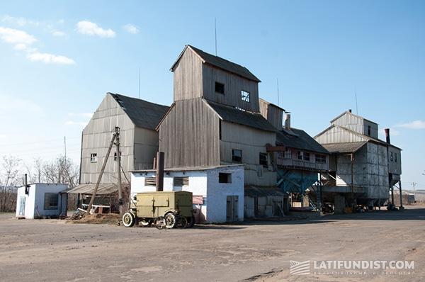 Группа компаний «Прометей», хранение зерновых