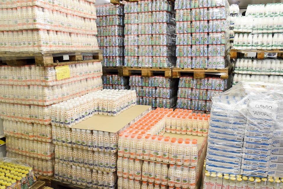 Продукция готовится к отгрузке в торговые точки. Источник фото: mir-mak.livejournal.com