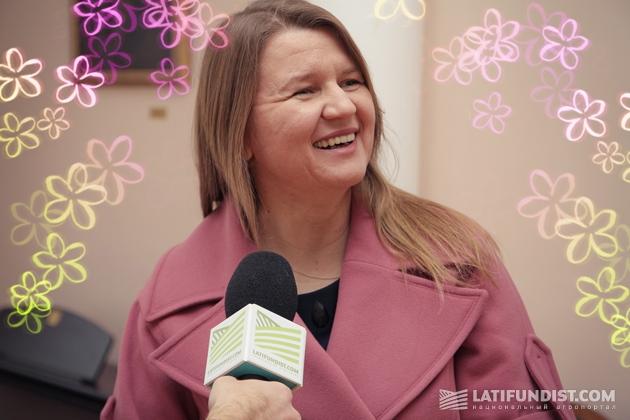 Светлана Горбенко, руководитель программы Агро МБА в Киево-Могилянской бизнес школе