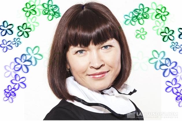 Алёна Крисенко, коммерческий директор ИМК