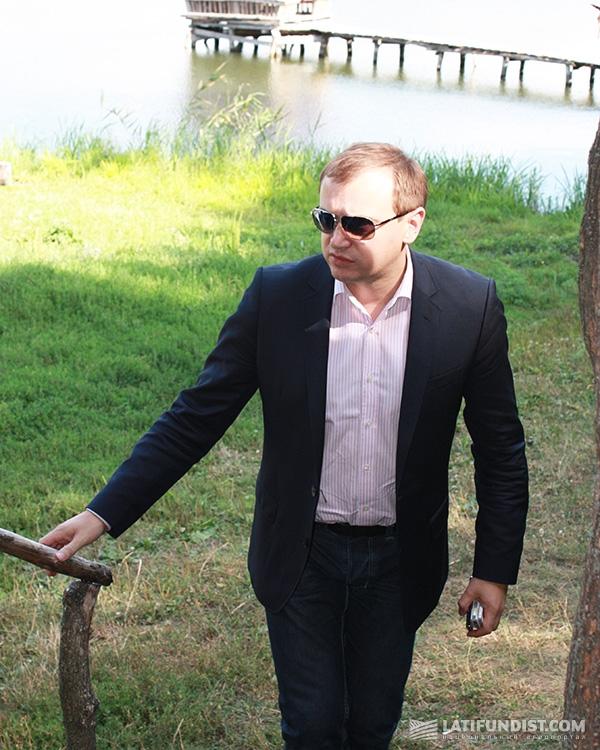 Алекс Лисситса, генеральный директор ИМК, президент УКАБ