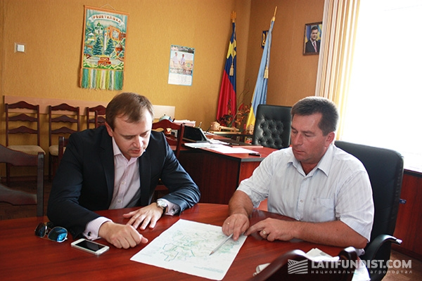 Алекс Лисситса и Владимир Колесниченко