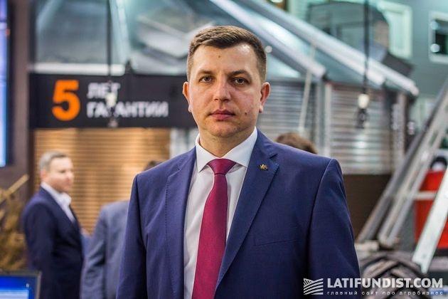 Алексей Грушко, руководитель проектов компании «Вариант Агро Строй»