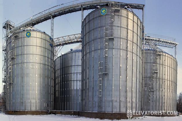 Элеваторное оборудование компании «Вариант Агро Строй»