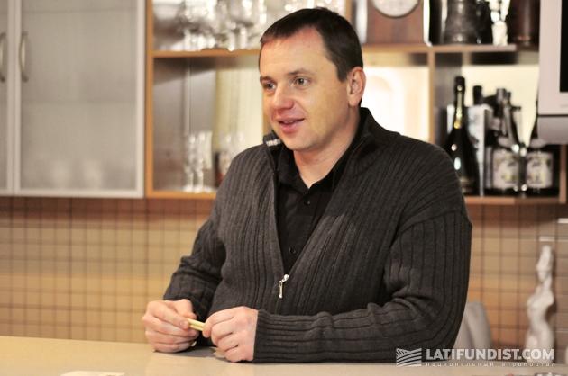 Сергей Кравчук, гендиректор «Галс Агро»