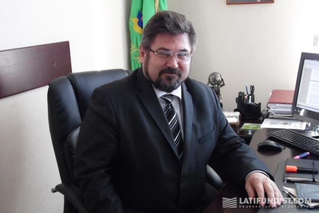 Геннадий Новиков, глава АСУ